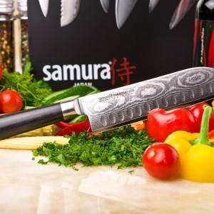 """""""Samura"""" - Японские кухонные ножи"""