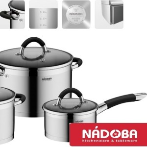 Высококачественная посуда Nadoba